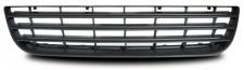 Kühlergrill Sport Grill ohne Emblem schwarz für VW Polo 9N3 05-09