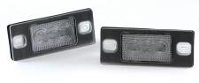 LED Kennzeichenbeleuchtung High Power weiß 6000K für VW Amarok eos Scirocco