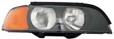 H7 / HB3 Scheinwerfer rechts TYC für BMW 5er E39 95-00