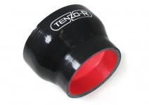 Tenzo-R Silikonschlauch verstärkt Verbindung mit Reduzierung 76*102 mm