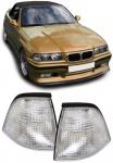 Blinker weiß Paar für BMW 3ER E36 Coupe Cabrio 90-99