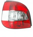 Rückleuchte / Heckleuchte links TYC für Renault Scenic I 99-03