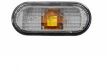 Seitenblinker schwarz smoke re=li TYC für VW Sharan 7M 00-03