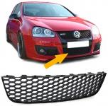 Kühlergrill unten GTI Stoßstange Grill Einsatz mit Waben für VW Golf 5 GTI 04-09