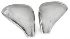 Aussen Spiegelkappen Abdeckungen Cover Edelstahl chrom für Peugeot 308 I 07-13