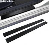 Einstiegsleisten Schutz schwarz Exclusive für Nissan Micra 3 K12 03-10