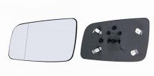 Spiegelglas beheizbar links für OPEL Astra G 98-05
