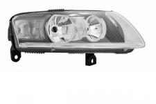 H1 / H7 Scheinwerfer rechts TYC für Audi A6 4F 05-08
