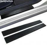 Einstiegsleisten Schutz schwarz Exclusive für Peugeot 207 CC Coupe ab 07