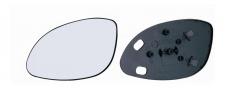 Spiegelglas links für OPEL Vectra B 95-03