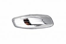 Spiegelkappe rechts für Peugeot 207 06-