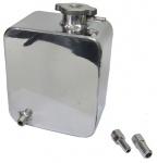 Hochglanz poliert Alu Wasser Ausgleichsbehälter 2, 5 L
