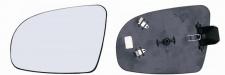 Spiegelglas links für OPEL Corsa B 93-00