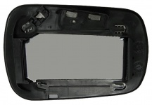 Spiegelglas links für Ford Fiesta V 01-05
