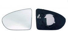 Spiegelglas beheizbar rechts für NISSAN Qashqai J10 06-13