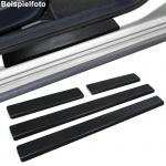 Einstiegsleisten Schutz schwarz Exclusive für Opel Corsa B 5Türer 93-00