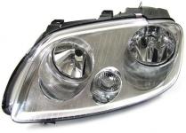 H7 H1 Scheinwerfer mit Stellmotor links für VW Touran 03-06 + Caddy 04-10