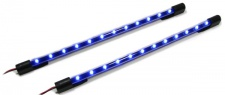 LED Innenraumbeleuchtung Fußraumbeleuchtung 32cm blau
