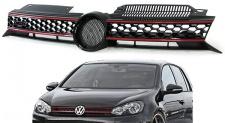 Grill Kühlergrill mit Waben IN Sport Optik für VW Golf 6 1K ab 08
