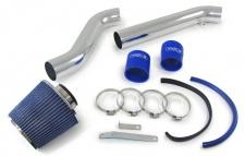 Tenzo-R Air Intake Kit mit Sport Luftfilter blau für Honda Civic EX SI CRX DX