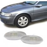 Seitenblinker weiß für Opel Vectra B 95-02