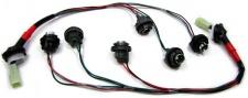 Rückleuchten Adapter Kabel Set für Suzuki Swift Facelift