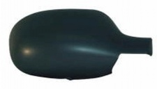 Spiegelkappe schwarz rechts für RENAULT Clio II Thalia 00-05