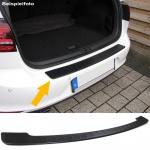 Ladekantenschutz Stoßstangenschutz Abdeckung schwarz für Range Rover Evoque