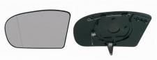 Spiegelglas beheizbar links für Mercedes C Klasse W203 S203 00-06