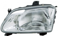 H4 Scheinwerfer links TYC für Renault Megane I Coupe Cabrio 96-99