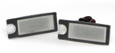 LED Kennzeichenbeleuchtung weiß 6000K für Volvo V70 II XC70 I S60 S80 XC90
