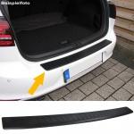 Ladekantenschutz Stoßstangenschutz Edelstahl schwarz für BMW 2er GT F46 ab 15