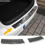 Ladekantenschutz Stoßstangenschutz Edelstahl für Dacia Sandero 2 ab 12
