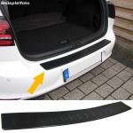 LADEKANTENSCHUTZ STOßSTANGENSCHUTZ ABDECKUNG SCHWARZ FÜR BMW X6 E71 E72 ab 08