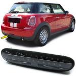 LED Nebelschlußleuchte schwarz smoke für Mini R56 One + Cooper 06-10