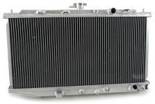 ALUMINIUM WASSER KÜHLER FÜR Honda CRX 88-91