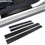 Einstiegsleisten Schutz schwarz Exclusive für Citroen C3 ab 02