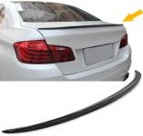 Heck Spoiler Spoilerlippe Echt Carbon für BMW 5er F10 F18 Limousine ab 10