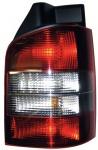 Rückleuchte rot schwarz rechts - Heckklappe für VW T5 Bus + Transporter 03-09