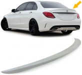 Heck Spoiler Lippe für Mercedes C Klasse W205 ab14