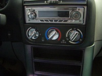 Lüftungs Drehregler chrom - Set für BMW 3ER E36