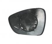 Aussen Spiegelglas rechts für Citroen DS3 ab 09