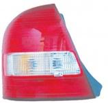 RÜCKLEUCHTE / HECKLEUCHTE LINKS TYC FÜR MAZDA 323 Limousine BJ 98-01