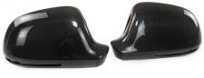 Spiegelkappen Carbon zum Austausch für Audi A3 8P A4 B8 8K A5 8T A6 4F B8 Q3 8U