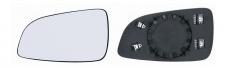 Spiegelglas beheizbar links für Opel Astra H 04-09
