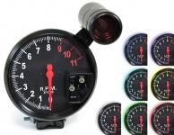 5 Zoll Multi Color Zusatz Instrument Drehzahlmesser Shiftlight 7 Farben