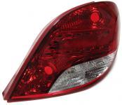 FACELIFT LED RÜCKLEUCHTE RECHTS FÜR Peugeot 207 3+5 TÜRER 09-12