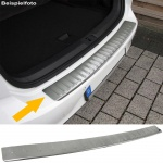 Ladekantenschutz Stoßstangenschutz Edelstahl matt für Honda CR-V IV RE ab 15