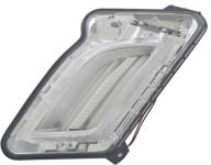 LED TAGFAHRLICHT TFL DRL LINKS TYC FÜR VOLVO S60 II 10-