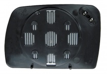 Aussen Spiegelglas rechts für BMW X5 E53 00-07